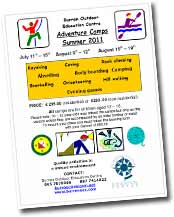 Advanced Camp Flyer - Download