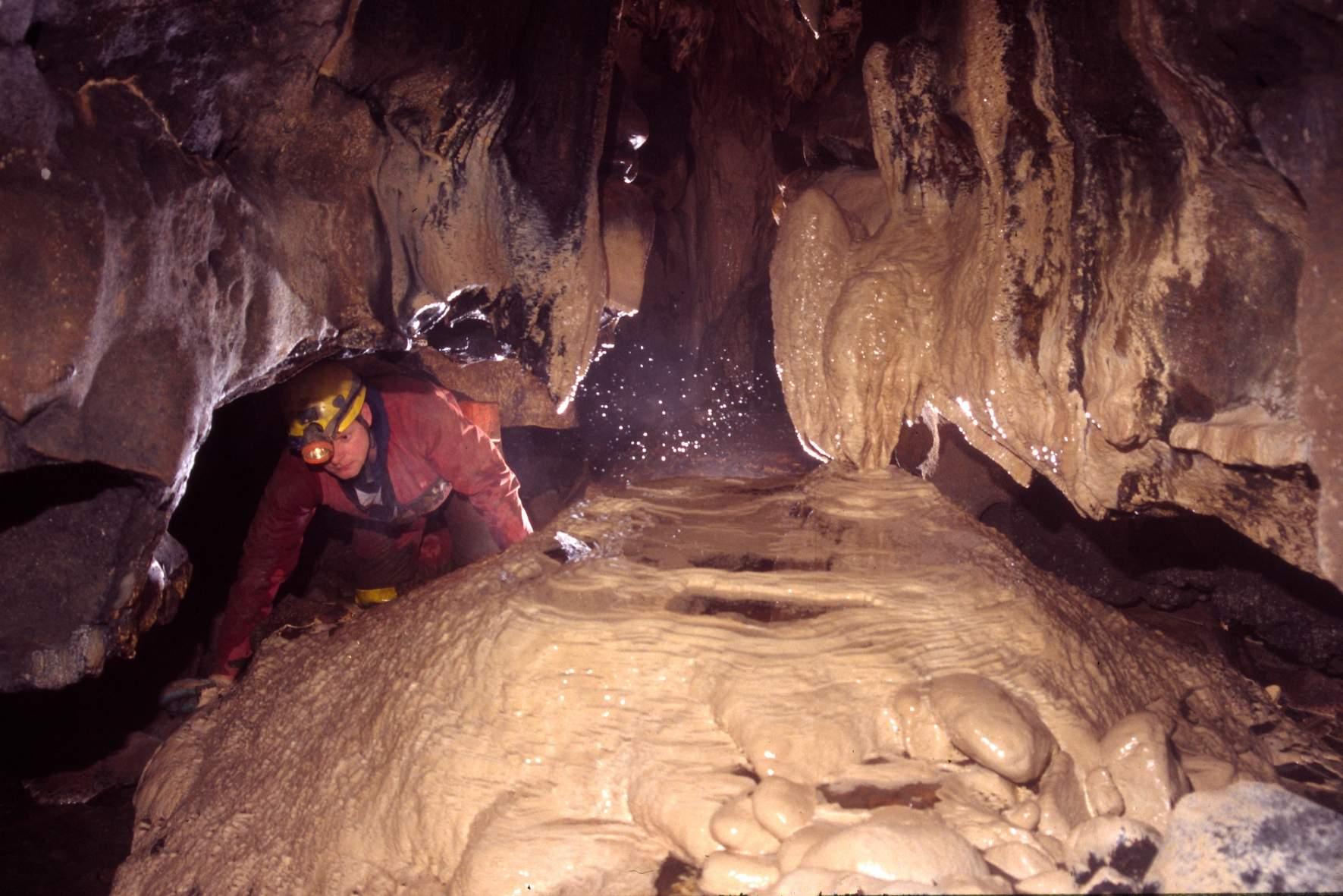 fergus river cave