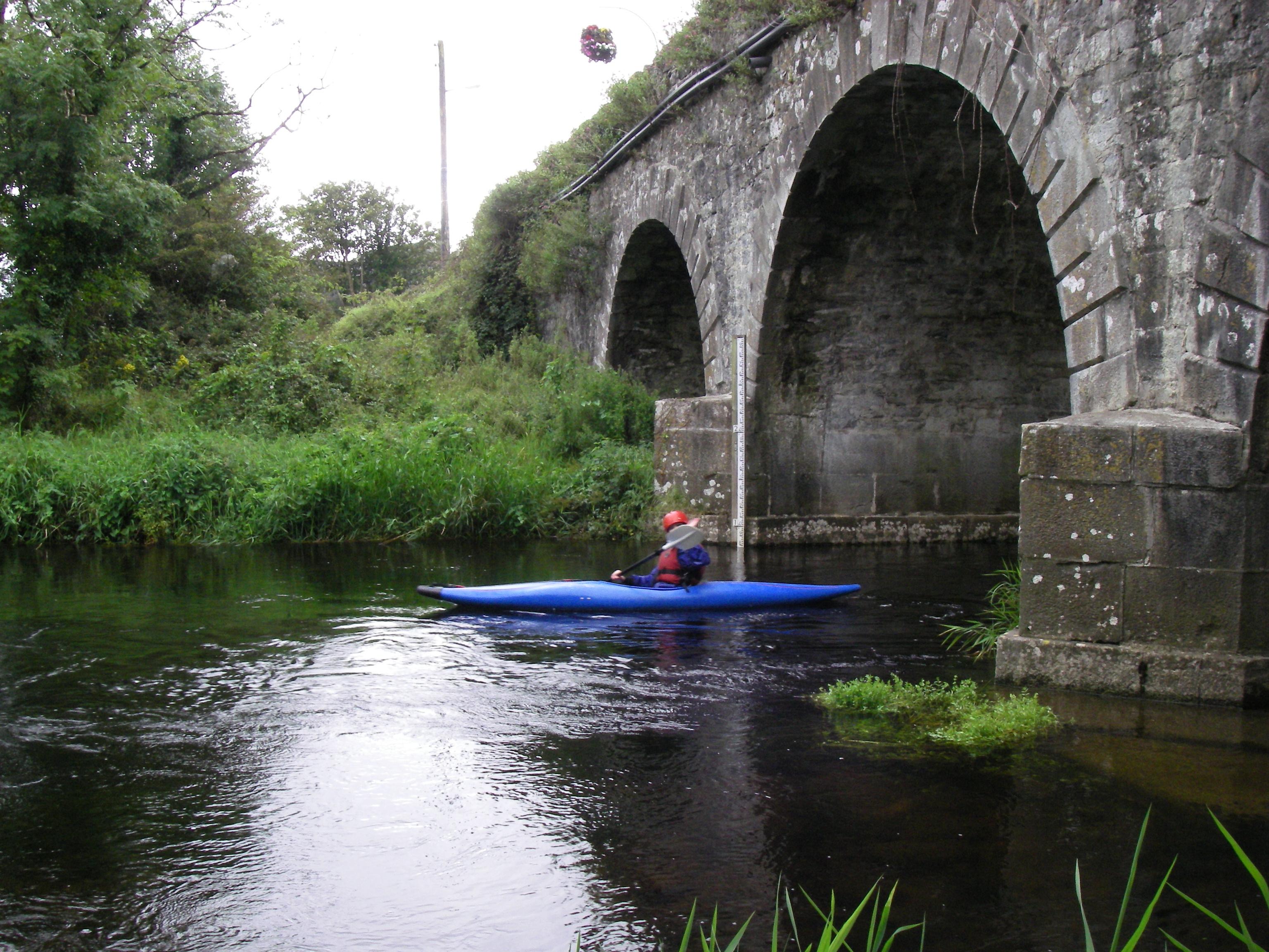bridge in corofin