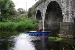 bridge in corofin