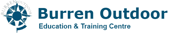Burren Outdoor Education and Training Centre Logo