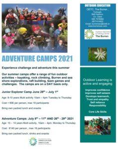 Summer Camp Flyer - Download